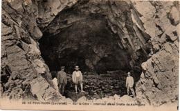 Le Pouliguen 1925 - Grotte De Korrigans - Chapeau 22 - Le Pouliguen