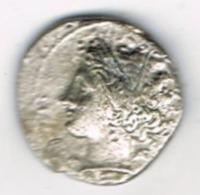 Moneda IBERICA, Dracma De Plata De RODAS (Rosas) Gerona. Reproduccion - Fausses Monnaies