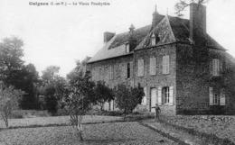 Guignen (35) - Le Vieux Presbytère. - France