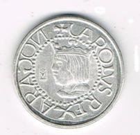 Moneda CAROLUS REX ARAGON, MAIORICA (Mallorca). Re Acuñaciones Españolas FNMTE - Monedas Falsas