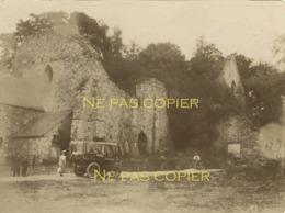 SAINT-SULPICE-LA-FORÊT Automobile Vers 1900 Ille-et-Vilaine 35 Bretagne - Cars