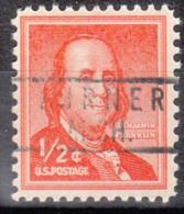 USA Precancel Vorausentwertung Preo, Locals Michigan, Turner 818 - Vereinigte Staaten