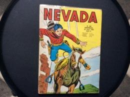 BANDE DESSINEE  NEVADA  No 260  Annee 1969  (SOUS EMBALLAGE PLASTIQUE) - Nevada