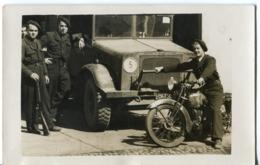 Militaire - Camion Et Moto - Ausrüstung