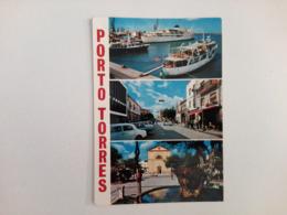 1972 - Porto Torres (Sassari) - Vedute - Altre Città