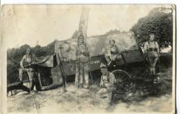 Militaires N°10 Sur Le Col - Camion - Ausrüstung