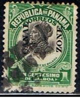 PANAMA-CANAL 88 // YVERT 27 // 1910 - Panama
