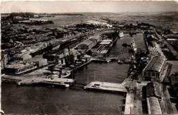 Dieppe 1956 - Les Bassins - Alfa 90 - Dieppe