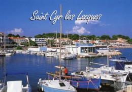 83 Saint Cyr Les Lecques / Saint Cyr Sur Mer / Le Port Des Lecques - Saint-Cyr-sur-Mer