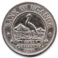 Uganda 1 Sgilling 1966 - Oeganda