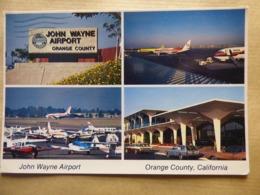 AEROPORT / AIRPORT / FLUGHAFEN     JOHN WAYNE AIRPORT ORANGE COUNTY - Aerodromi