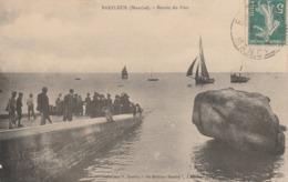 Entrée Du Port - Barfleur