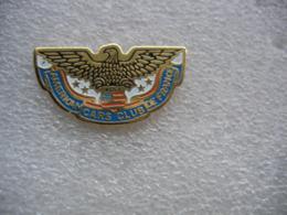 Pin's ACCF ( American Cars Club De France) - Pins