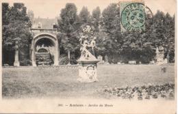 AMIENS Jardin Du Musée - Amiens