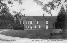 Guipel (35) - Château De La Chesnaie - Piguelais. - Autres Communes