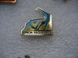 """Pin's Du Club De Gymnastique 'Union Haguenau"""" à Haguenau (Dépt 67) - Gymnastiek"""