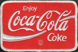 Coca Cola Fabric Emblem - Coca-Cola