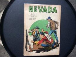 BANDE DESSINEE  NEVADA  No 314  Annee 1973  (SOUS EMBALLAGE PLASTIQUE) - Nevada