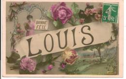 L80A135 -  Bonne Fête Louis - Other