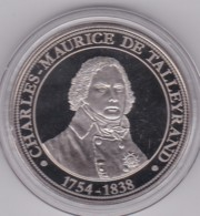 Médaille Révolution Française, Charles Maurice DE TALLEYRAND, FDC, Copper-nickel - France