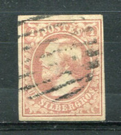 1852-LUXEMBOURG  - 1 S.-  USED - LUXE ! - - 1852 William III