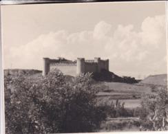 MAQUEDA CASTILLO 1964 Photo Amateur Format Environ 7 Cm X 5 Cm - Lugares