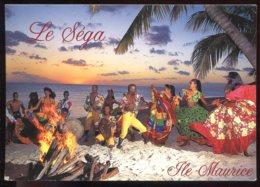 CPM Ile Maurice LE SEGA - Mauritius