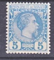 Monaco    3  Prince Charles III Neuf Avec Trace De Charnière* TB MH  Cote 110 - Neufs