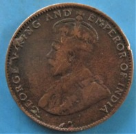 ÎLE MAURICE, Georges V, 2 Cents, 1923 SUP - Mauricio