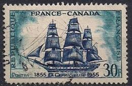 YT N°1035 - Oblitéré - Amitié Franco-canadienne - Oblitérés