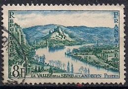 YT N° 977 - Oblitéré - Tourisme - Oblitérés