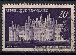 YT N° 924 - Oblitéré - Tourisme - Oblitérés