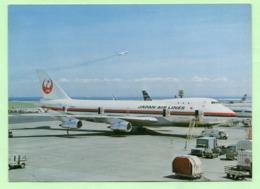 CPSM - JAPAN AIR LINES - - 1946-....: Ere Moderne