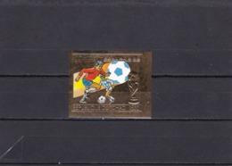 Tchad Nº Michel 897b - Coppa Del Mondo