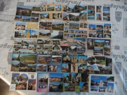 LOT  DE 55   CARTES  POSTALES    MULTIVUES    DE  FRANCE - Cartes Postales