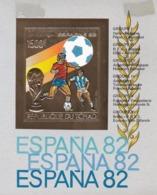 Tchad Hb Michel 88b - 1982 – Espagne