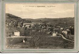 CPA - SAINT-CYPRIEN (24) - Aspect Du Bourg En Vue Générale En 1926 - France