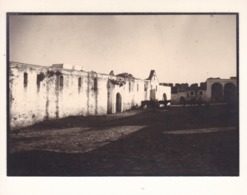 TANGER Maroc La KASBAH  Avril 1909 Photo Amateur Format Environ 5,5 X 5 Cm - Orte