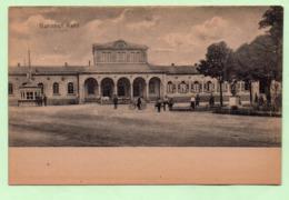 CPA - KEHL - Bahnhof Kehl - - Kehl