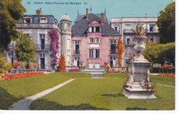 L120C_17 - Vichy - 91 Hôtel Pavillon De Sévigné - Vichy