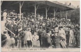 CPA ( Courses De Vendome , 11 Juillet 1909 ) 10 - Vendome