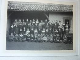 Enfants Ecole - Maison Merlin Toulouse - Personnes Anonymes