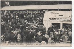 CPA ( Courses De Vendome , 11 Juillet 1909 ) 12 - Vendome