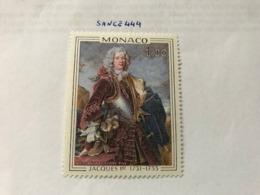 Monaco Prince Jacques Painting 1972 Mnh - Monaco