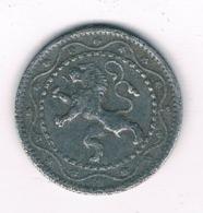 5 CENTIMES 1916 BELGIE /8532/ - 1909-1934: Albert I