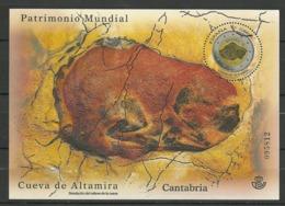 ESPAÑA Cuevas De Altamira 2015 Mi:ES BL265, Edi:ES 4965 - 1931-Today: 2nd Rep - ... Juan Carlos I