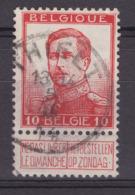 N° 123 : THIELT - 1912 Pellens