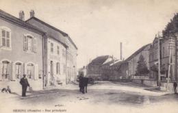 Moselle - Heming - Rue Principale - Altri Comuni