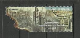 ESPAÑA 2016 Mi:ES 5041 ** MNH 75 ANIVERSARIO INCENDIO DE SANTANDER. - 1931-Hoy: 2ª República - ... Juan Carlos I