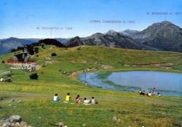 Alta Valle Imaga - Bergamo - Lago Al Monte Picchetrto - Formato Grande Viaggiata – E 14 - Bergamo